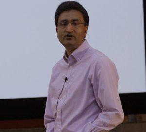 Dr. Ashok Venkitaraman
