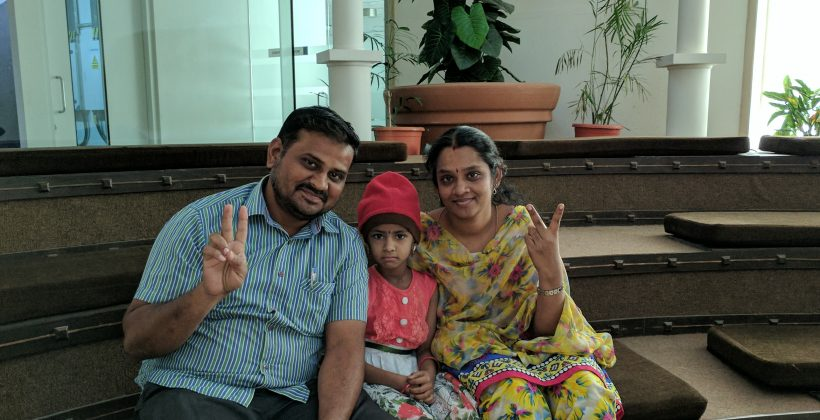 The Challenge of Childhood Cancer and Bone Marrow Transplant in India